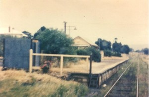 1959 Mernda station